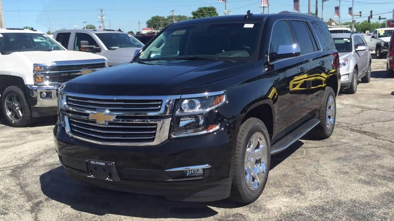 2016 Tahoe For Sale >> 2016 Chevy Tahoe For Sale Bill Stasek Chevrolet Wheeling Il