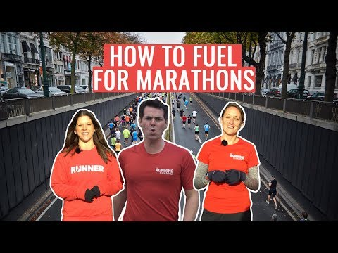 How To Fuel For A Marathon | Marathon Training Tips For Runners