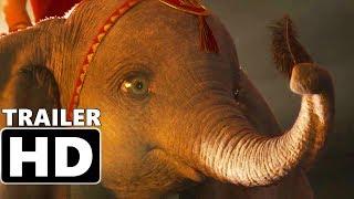 DUMBO - Trailer #2 (2019) Eva Green, Colin Farrell Fantasy Movie
