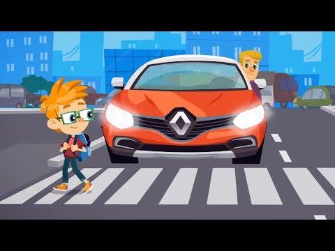 Фиксики - Фикси-Советы: Как переходить дорогу / Fixiki