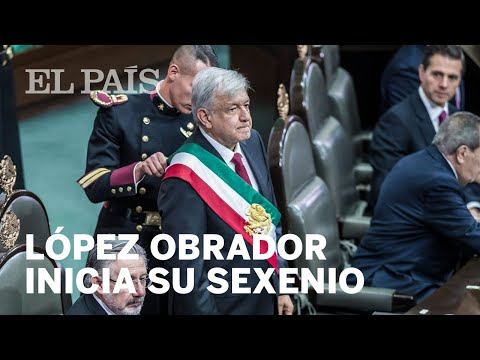 LÓPEZ OBRADOR se convierte oficialmente en PRESIDENTE DE MÉXICO