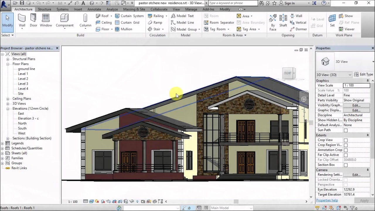 Export Revit to Sketchup