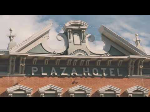Visit to Historic Plaza Hotel, Las Vegas, New Mexico