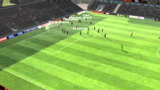Manisaspor 0 - 5 Gaziantepspor - Match Highlights