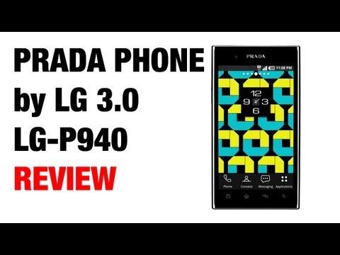 Prada Phone by LG 3.0 LG-P940 Review