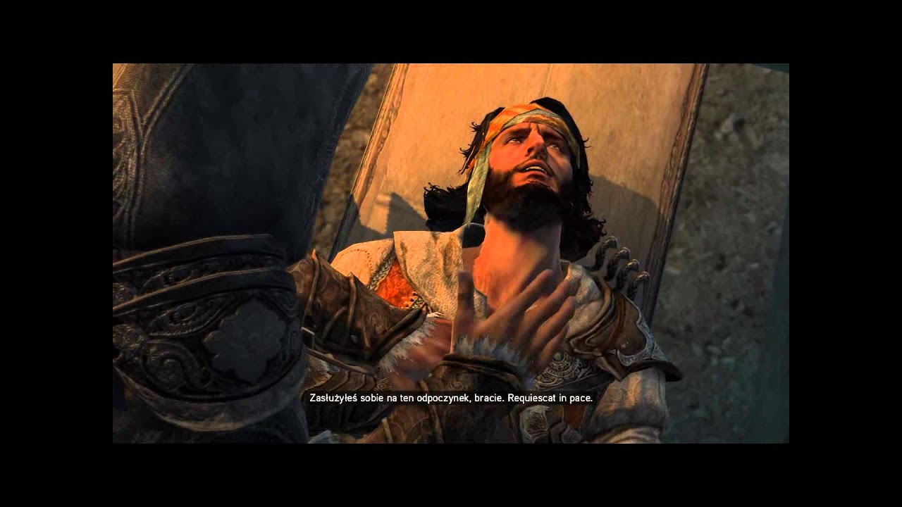 Assassins Creed Revelations Spoiler Yusuf S Death Youtube