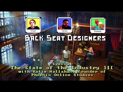 BSD Special with Katie Hallahan of Phoenix Online Studios