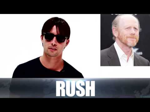 Cruisin' The News _ Ep 21_Kutcher's Big Reveal, Ron Howard's RUSH, and NOT MUCH MORE...
