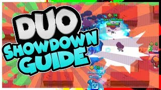 How To DOMINATE Duo Showdown | Best Brawlers for EVERY map | Tips and Tricks | Brawl Stars