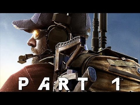 Let's Play - Ghost Recon Wildlands Beta - Part 1 - Perfektion! - [Dansk]