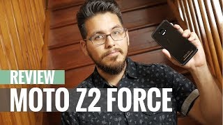 Moto Z2 Force review: Worth the upgrade?