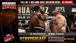 "☎️Hearn: Joshua-Ruiz II, ""We've had offers from five different countries""😱 thumbnail"