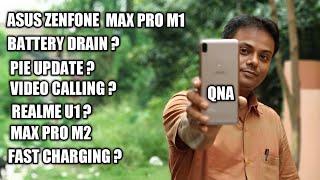 zenfone max pro m1 update features