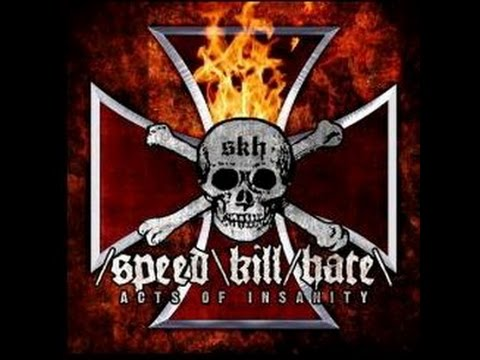 Speed Kill Hate - Walls Of Hate