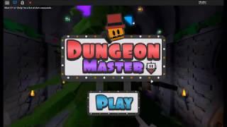 ROBLOX- Dungeon Master - Sharkbyte Studios - Gameplay nr.0867