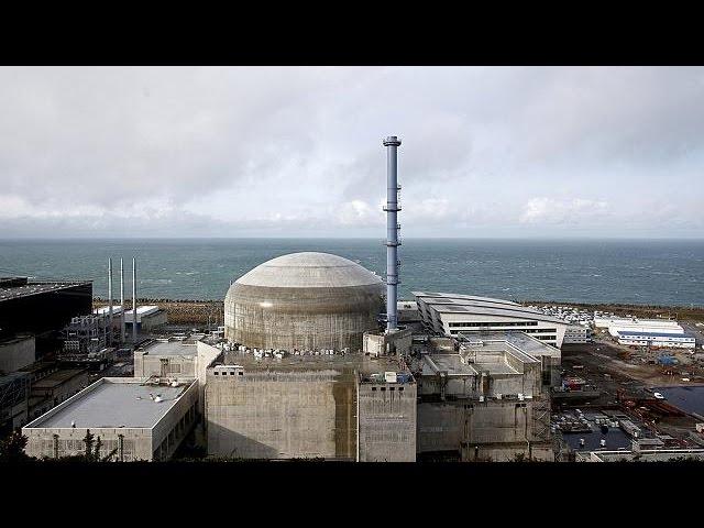 Descartan el riesgo de fuga tras la explosión registrada en la central nuclear gala