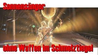 Destiny: Ohne Waffen im Schmelztiegel - IMBA Granatentrick #2 [German/Deutsch]