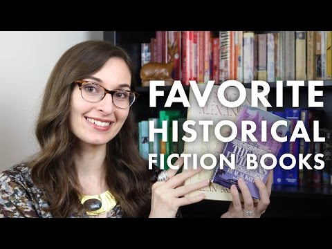 Favorite Historical Fiction Books