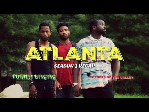 Download Atlanta Season #1 Recap/Review