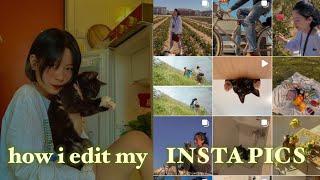 HOW I EDIT MY INSTAGRAM PHOTOS 2020 | LÀM SAO ĐỂ TRÔNG CAO LÊN MÀ KHÔNG CẦN KÉO CHÂN 😂📸 | my20s