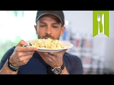Anaboles und ketogenes Frühstück