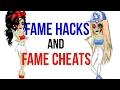 FAME HACKS FOR MSP! LEVEL UP CHEATS!