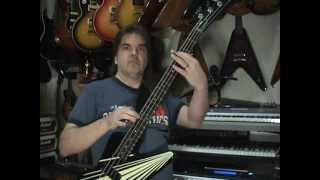 Beginner Bass Guitar Lesson Hearing Bass Drum And Chord Changes Scott Grove(Drop By My Site For FREE Lessons Here: http://www.freewebs.com/groovymusiclessons/freelessons.htm Check out all of my guitar reviews here: ..., 2012-09-09T10:03:06.000Z)