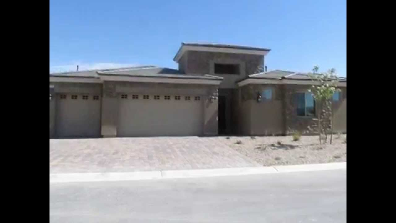 new one story homes in las vegas and henderson nv youtube