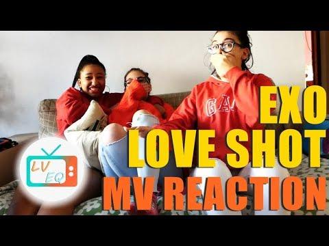 Download Lovereacts Exo 엑소 Love Shot Mv Reaction Engsub MP3, MKV