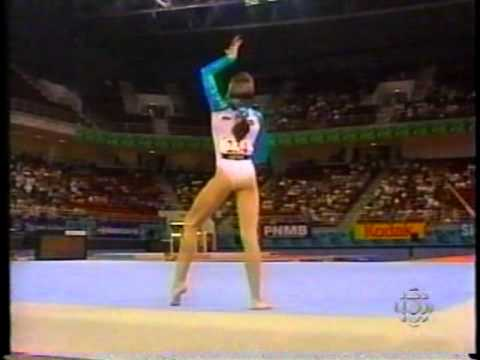 1998 Commonwealth Games Women's Event Finals