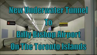 New Underwater Tunnel To Toronto