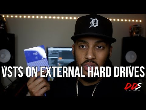 Why Do I Use External Hard Drives For My VSTs