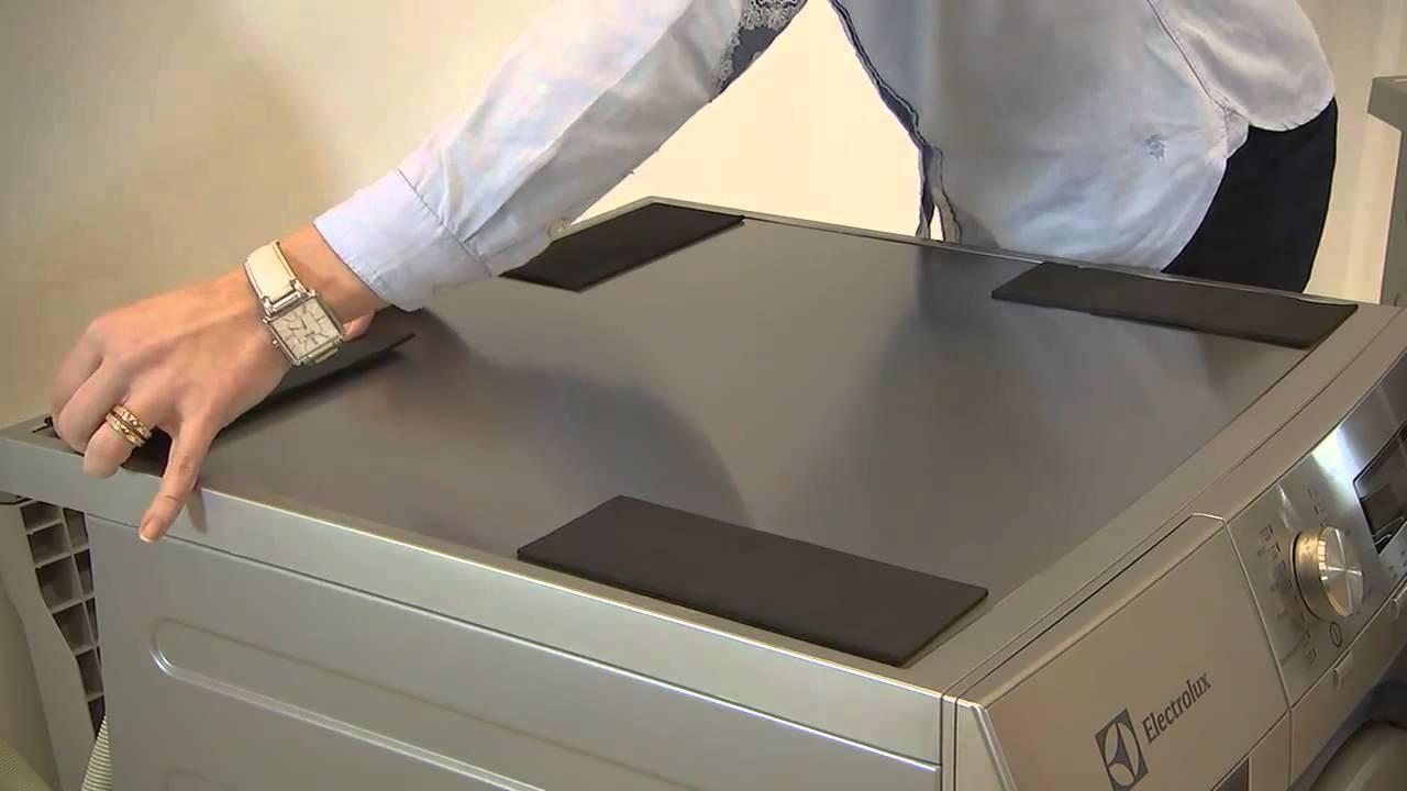 Mypro instalar o kit de empilhamento youtube - Rack lavadora secadora ...