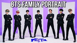 Baixar BTS 7TH ANNIVERSARY FAMILY PORTRAIT [FESTA 2020]