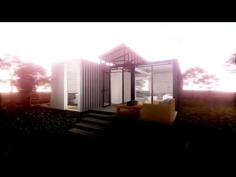 SINGLE CONTAINERS HOMES