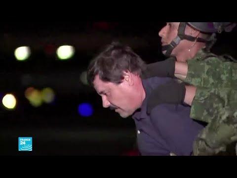 السجن مدى الحياة وثلاثين سنة إضافية على بارون المخدرات -إل تشابو-