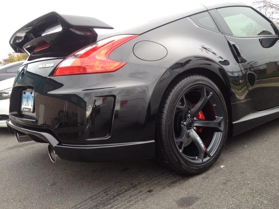 Nissan 370z Meisterschaft Exhaust Fly By Youtube