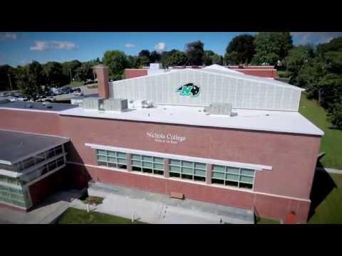 Nichols College Aerial Tour