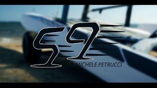 Stunt S9 foiling catamaran