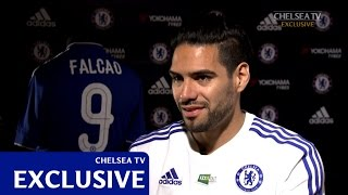 Falcao: Exclusive first interview