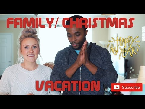 FAMILY CHRISTMAS VACATION | INDOOR SKYDIVING & TOP GOLF NEW YEAR 2018 ( VLOG 30)