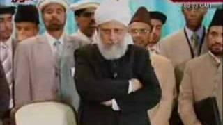 Islam Ahmadiyya Khilafat Nazm Urdu