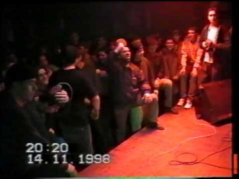 LAST HOPE - Extreme Live 1998, Magazin Bogdanov na Rakovska