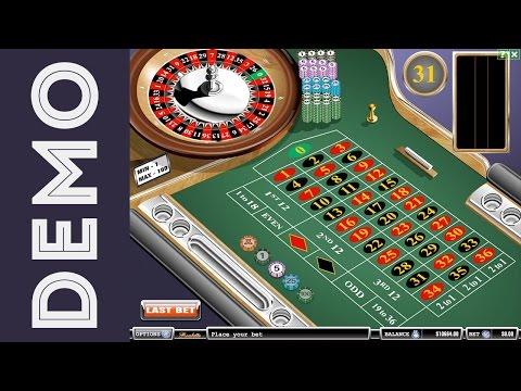 Roulette Demo. Online Casino Software for Sale.