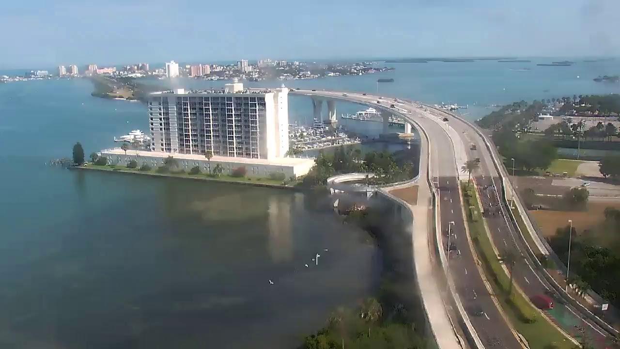 Clearwater Beach Florida Live Webcam
