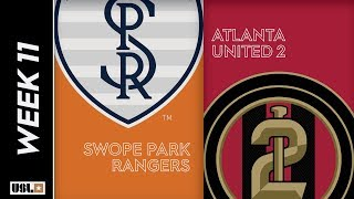 Swope Park Rangers vs Atlanta United 2: May 19th, 2019