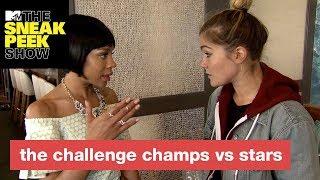 Gambar cover Tori & Lil Mama Are '100% The Next Target' | The Sneak Peek Show | MTV