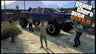 GTA 5 ROLEPLAY - SELLING MAMMOTH