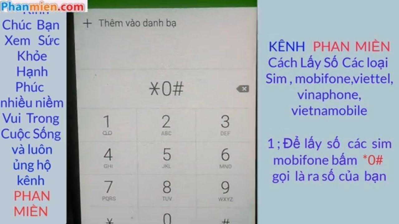 Lấy    Số   Điện   Thoại   Các   Sim   Mobiphone   viettel    Vietnamobile   Vinaphone