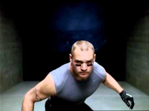 Nike Pro Apparel For Warriors Commercial (2005)